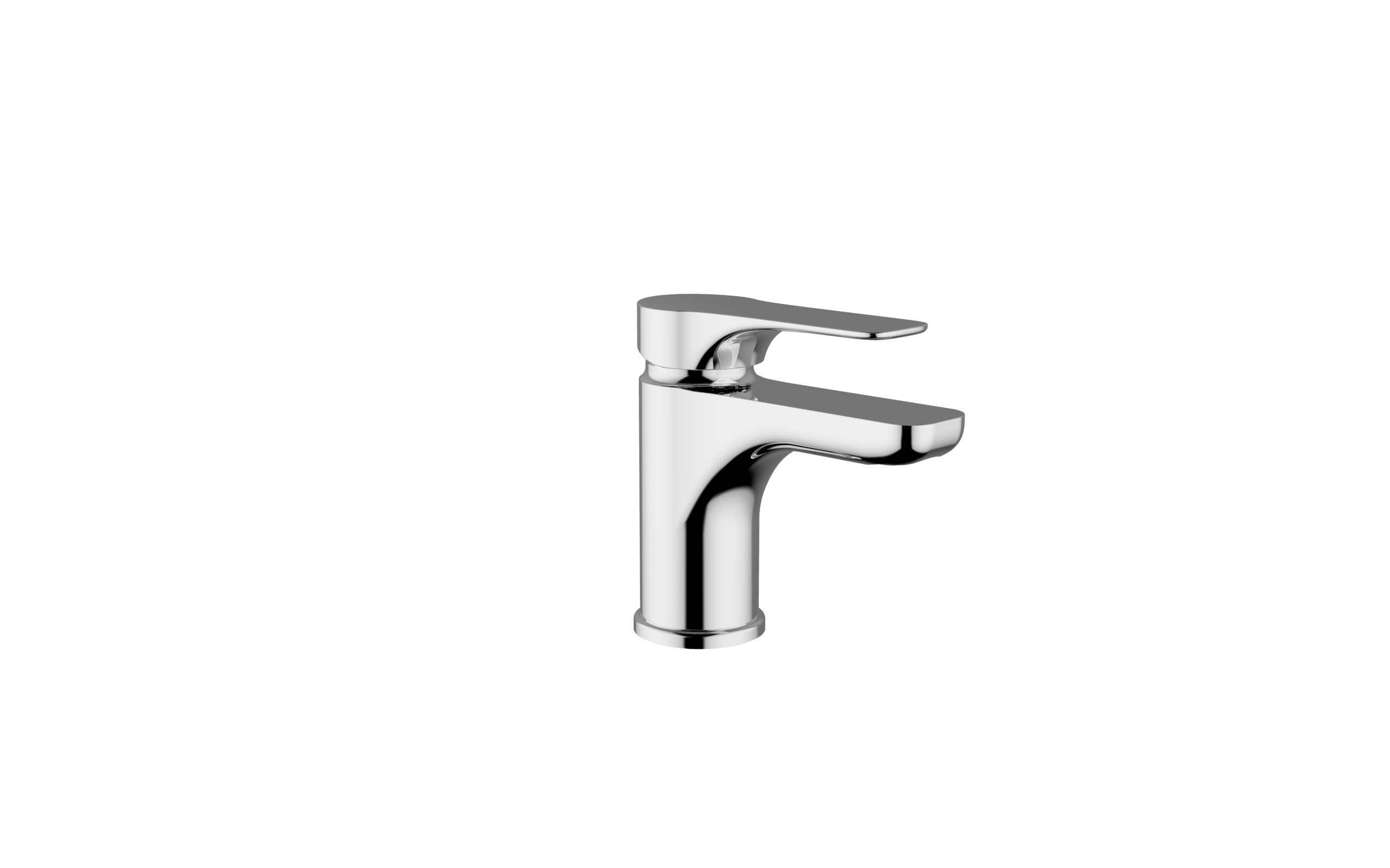 Immagine HD VERA wash basin mixer