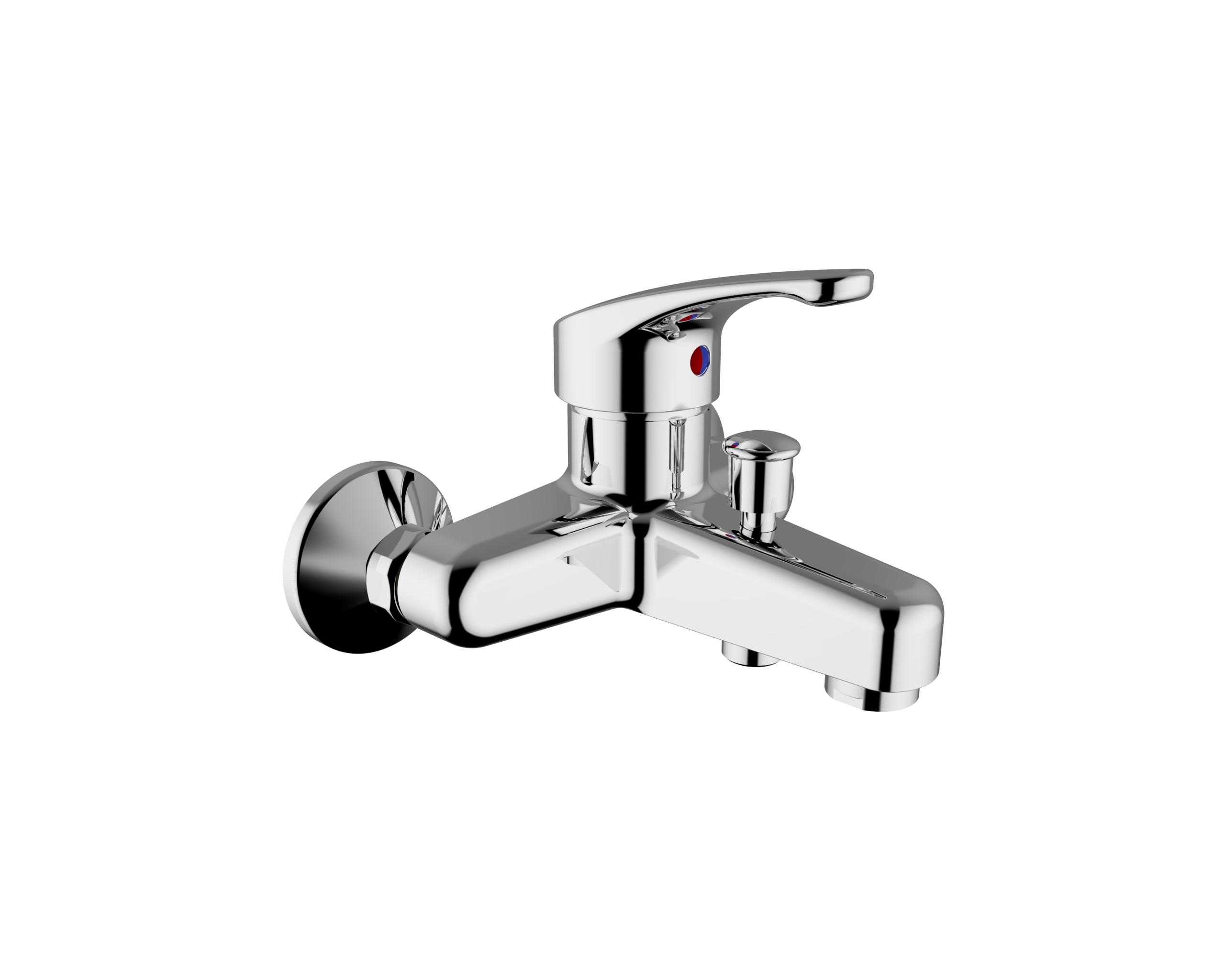 Immagine HD OLYMPIA bath mixer