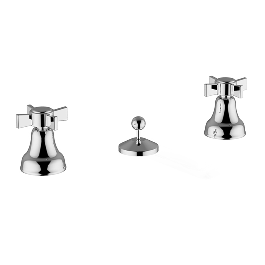 Immagine HD AMPHORE 3 holes bidet mixer