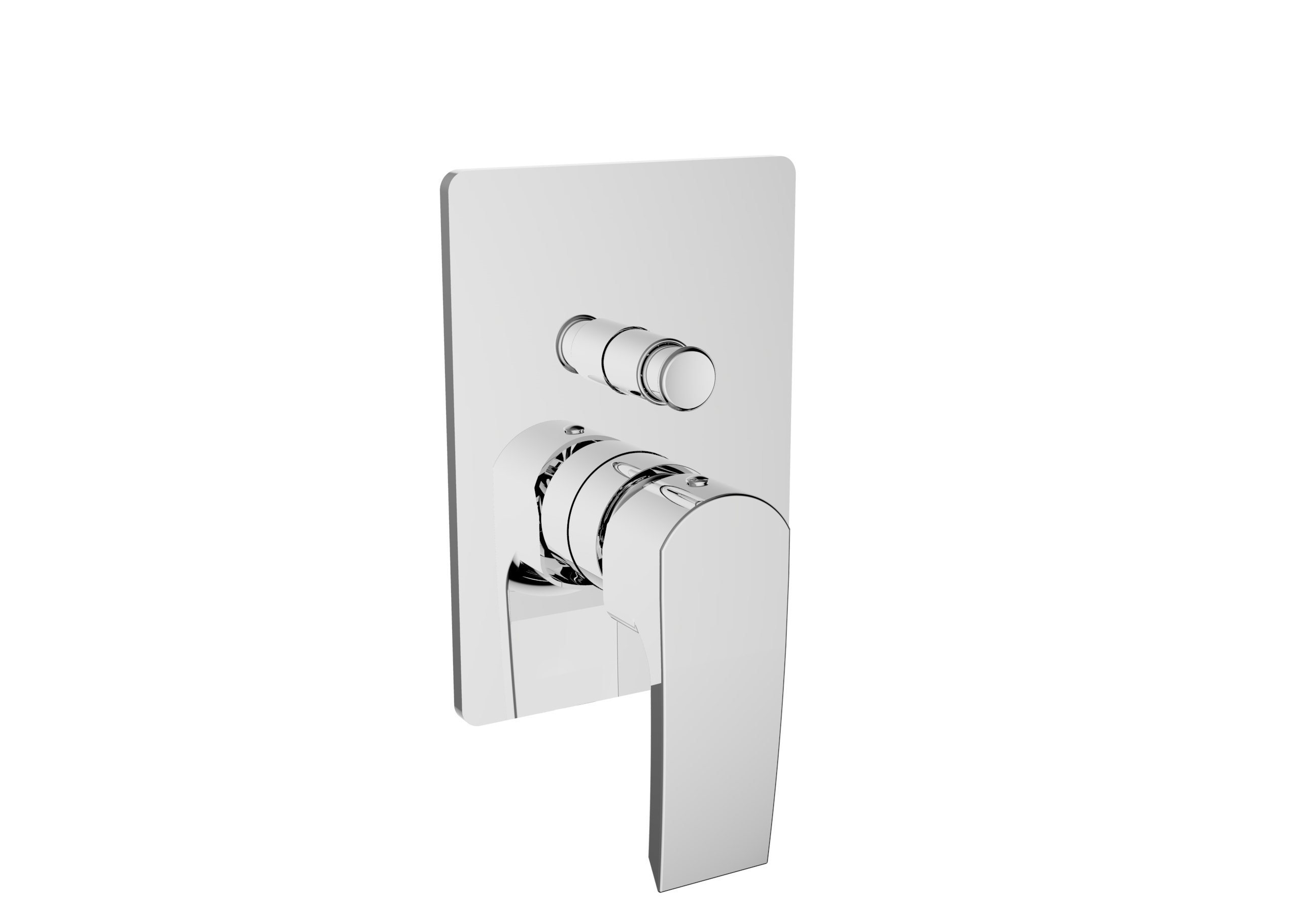 Immagine HD QUEEN plate and handle