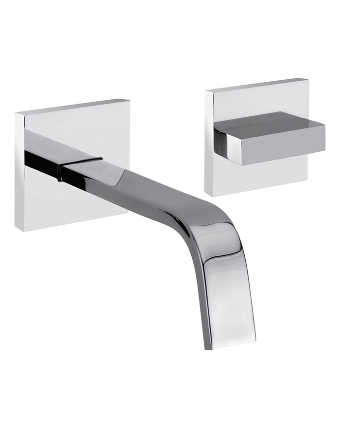 Immagine HD PULSE SQUARE Wash basin mixer
