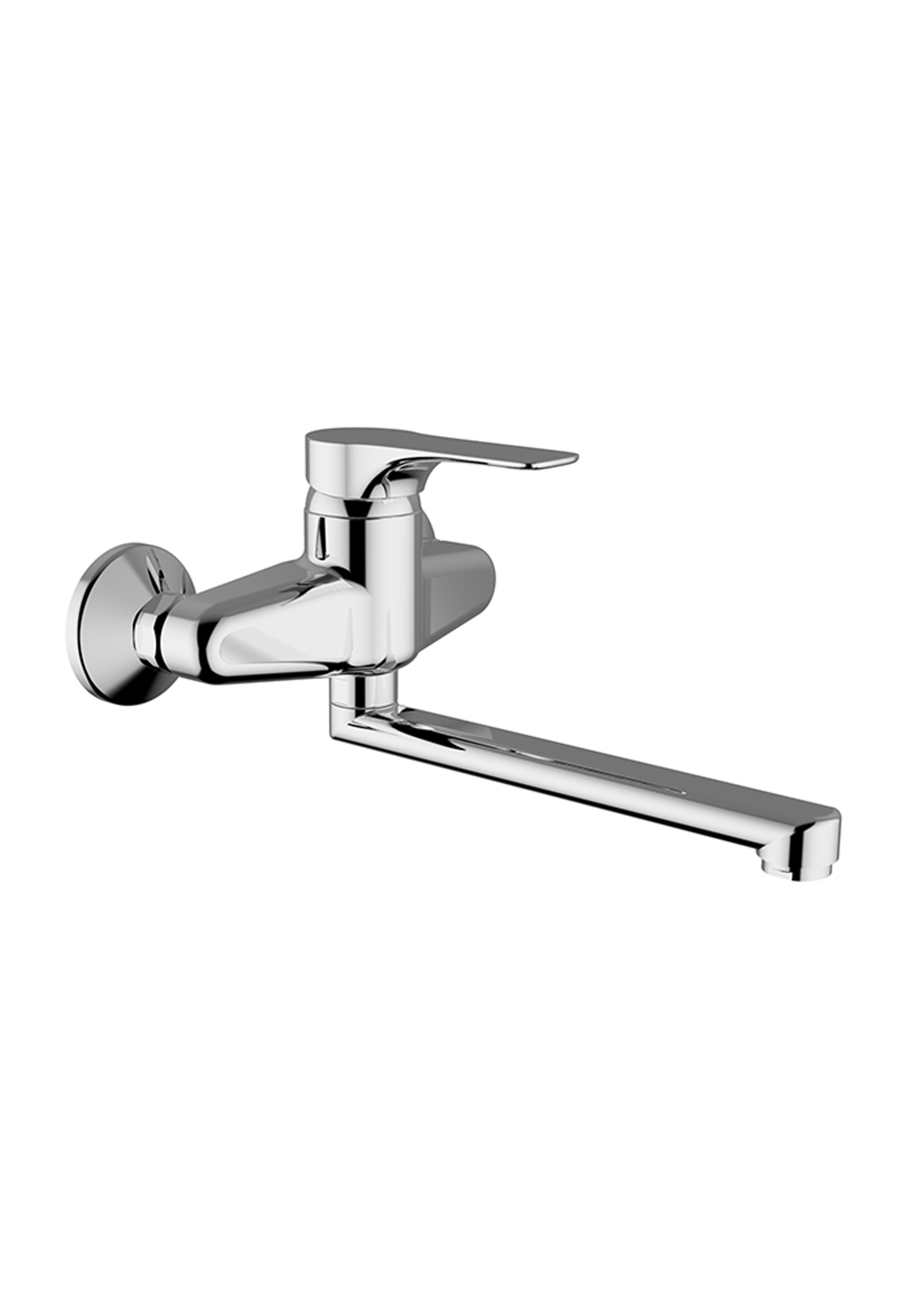 Immagine HD VERA Wall mounted sink mixer
