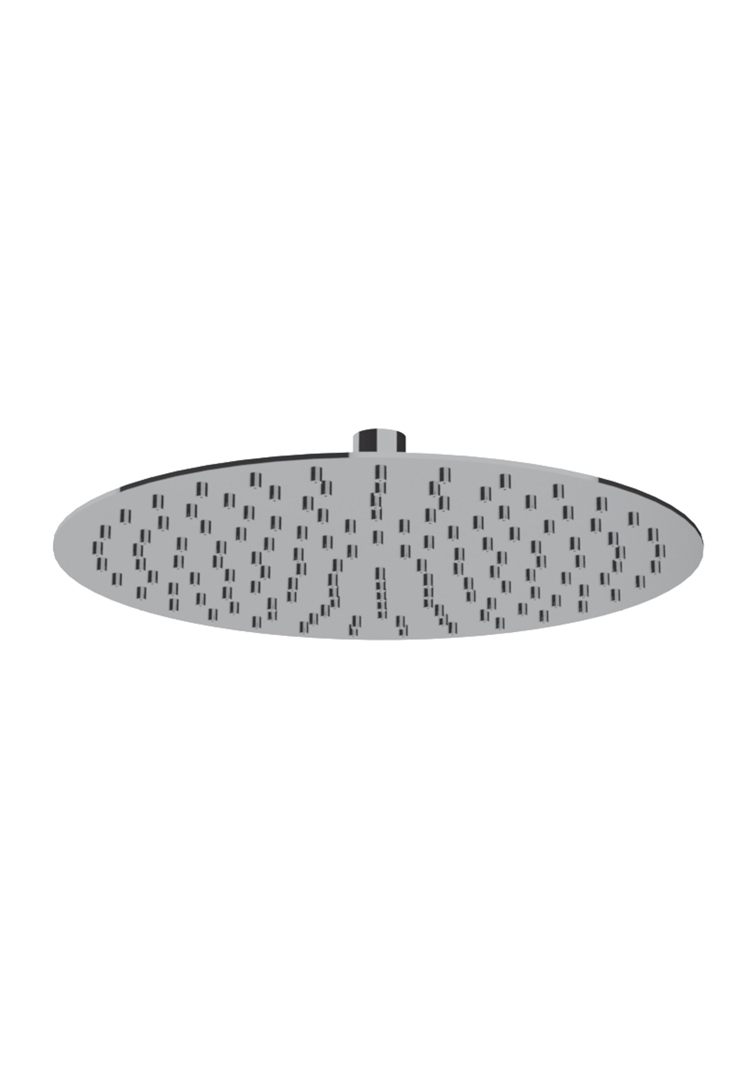Immagine HD Brass shower head FLAT D=400 mm ROUND