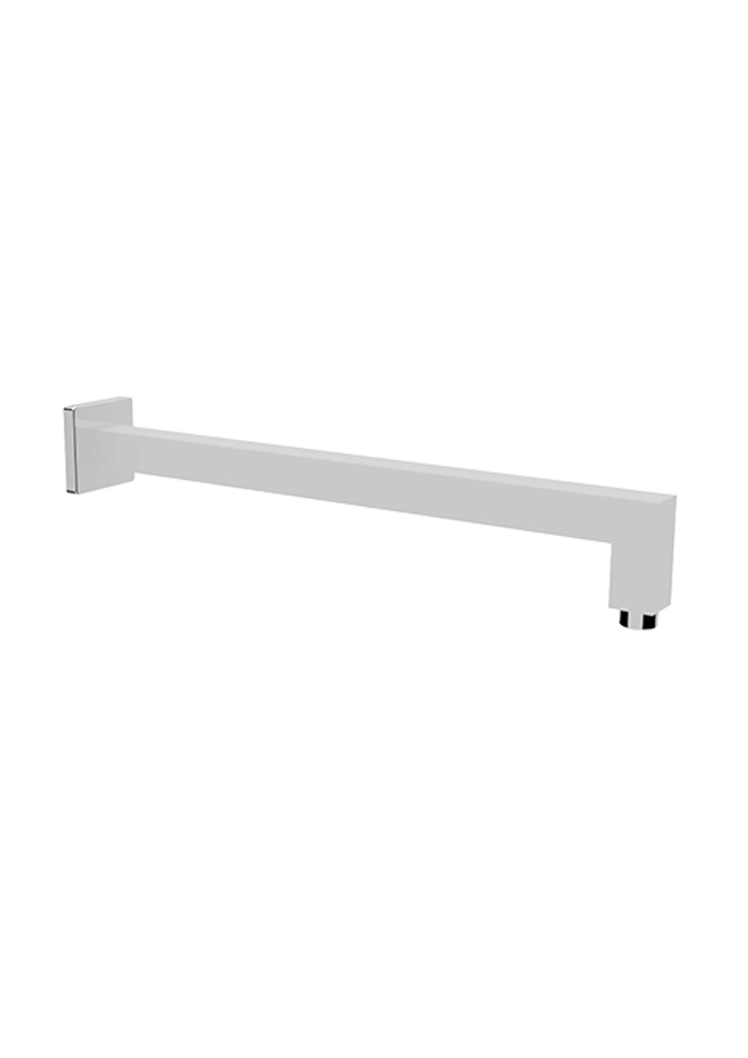 Immagine HD Wall mounted shower arm SQUARE L=400 mm