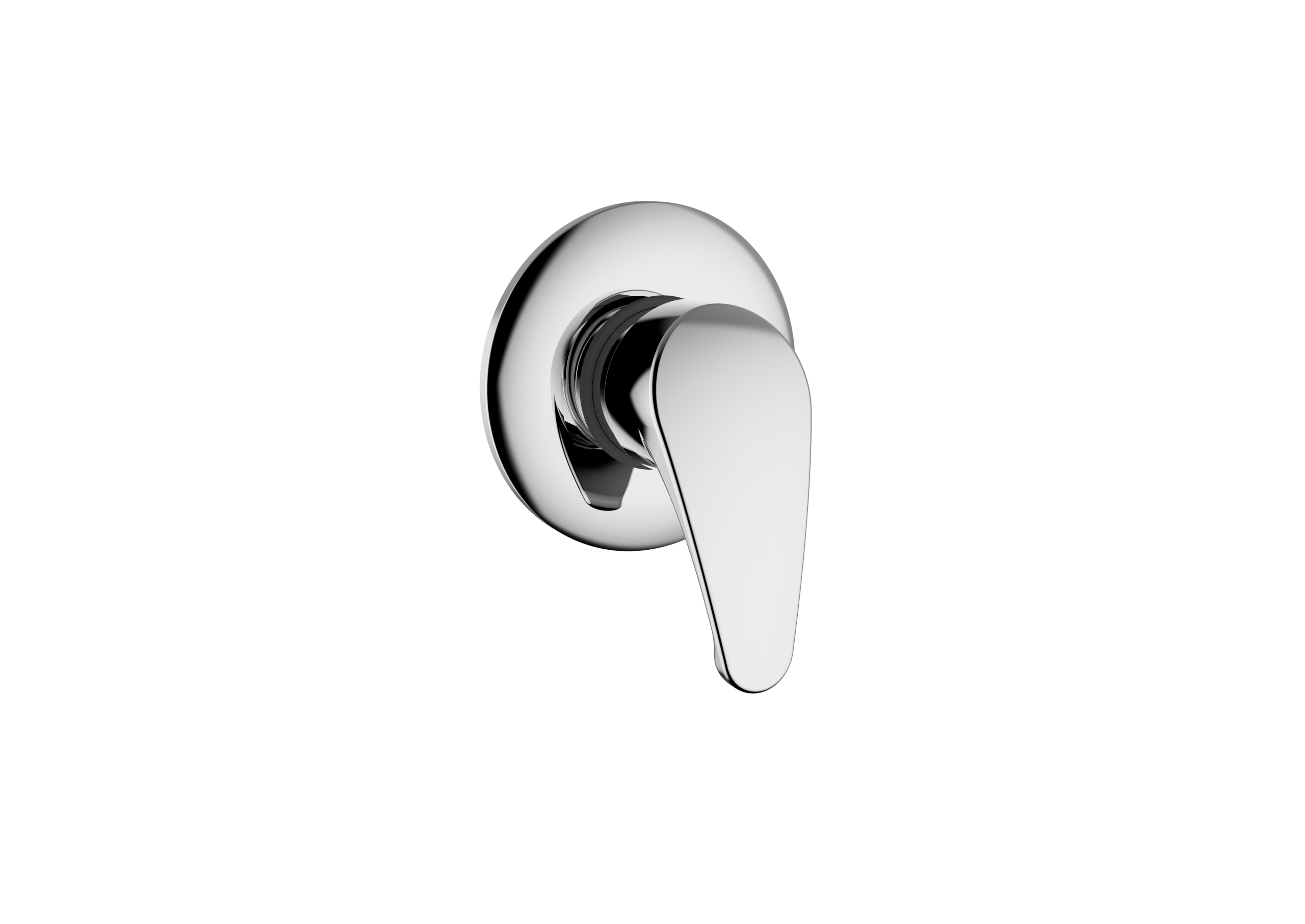 Immagine HD OLYMPIA plate and handle
