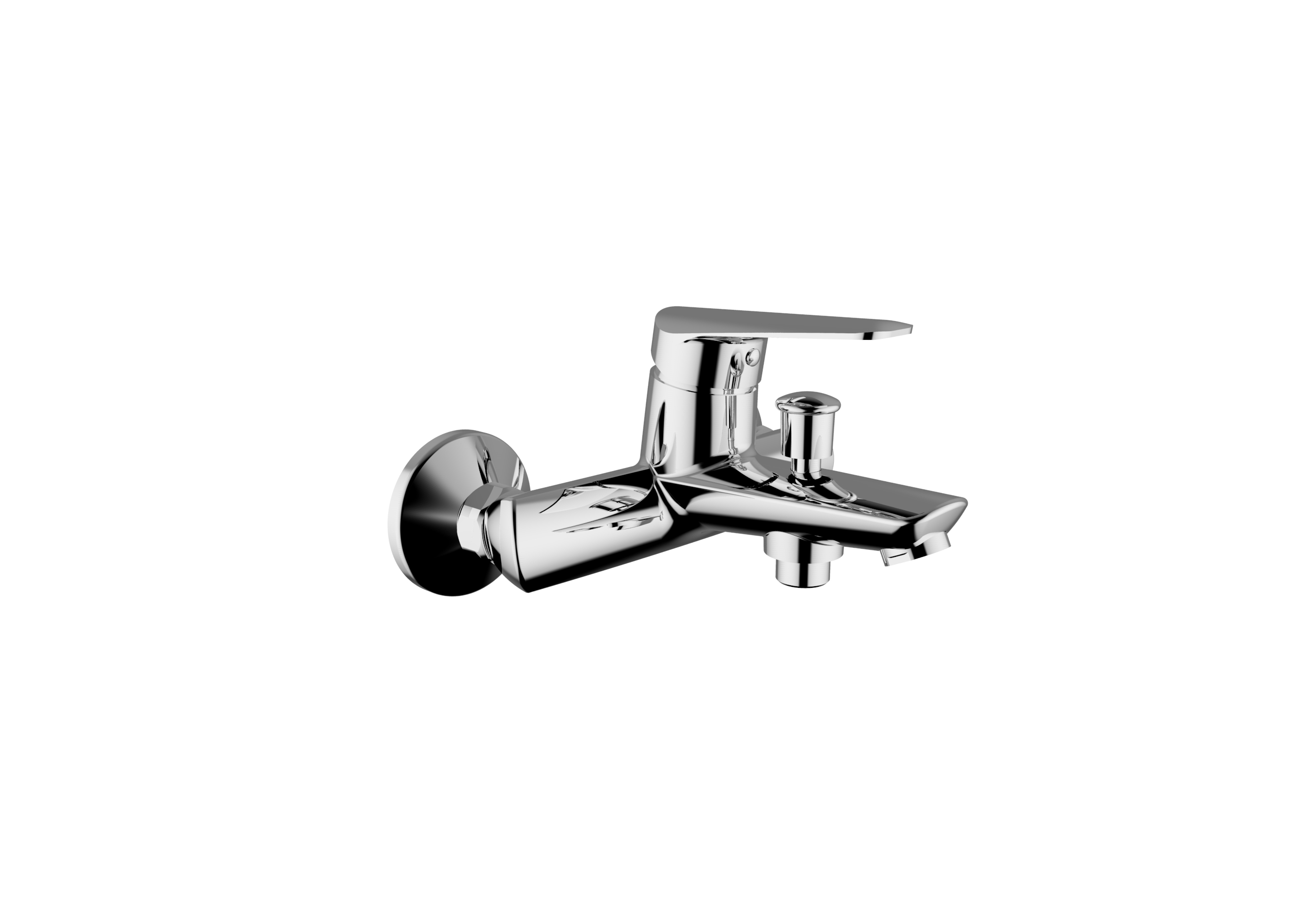 Immagine HD ARTIC bath mixer