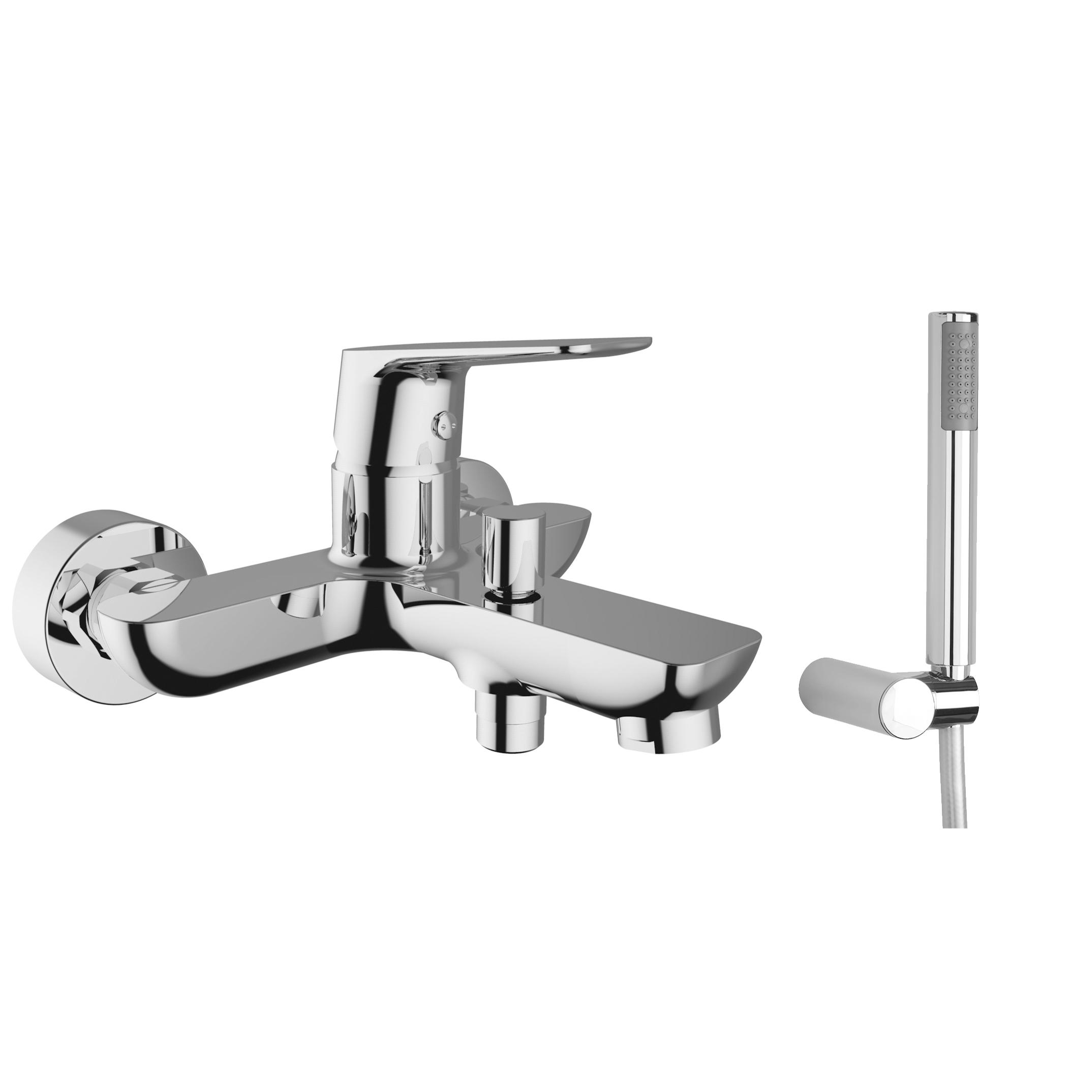 Immagine HD TWIST Bath mixer