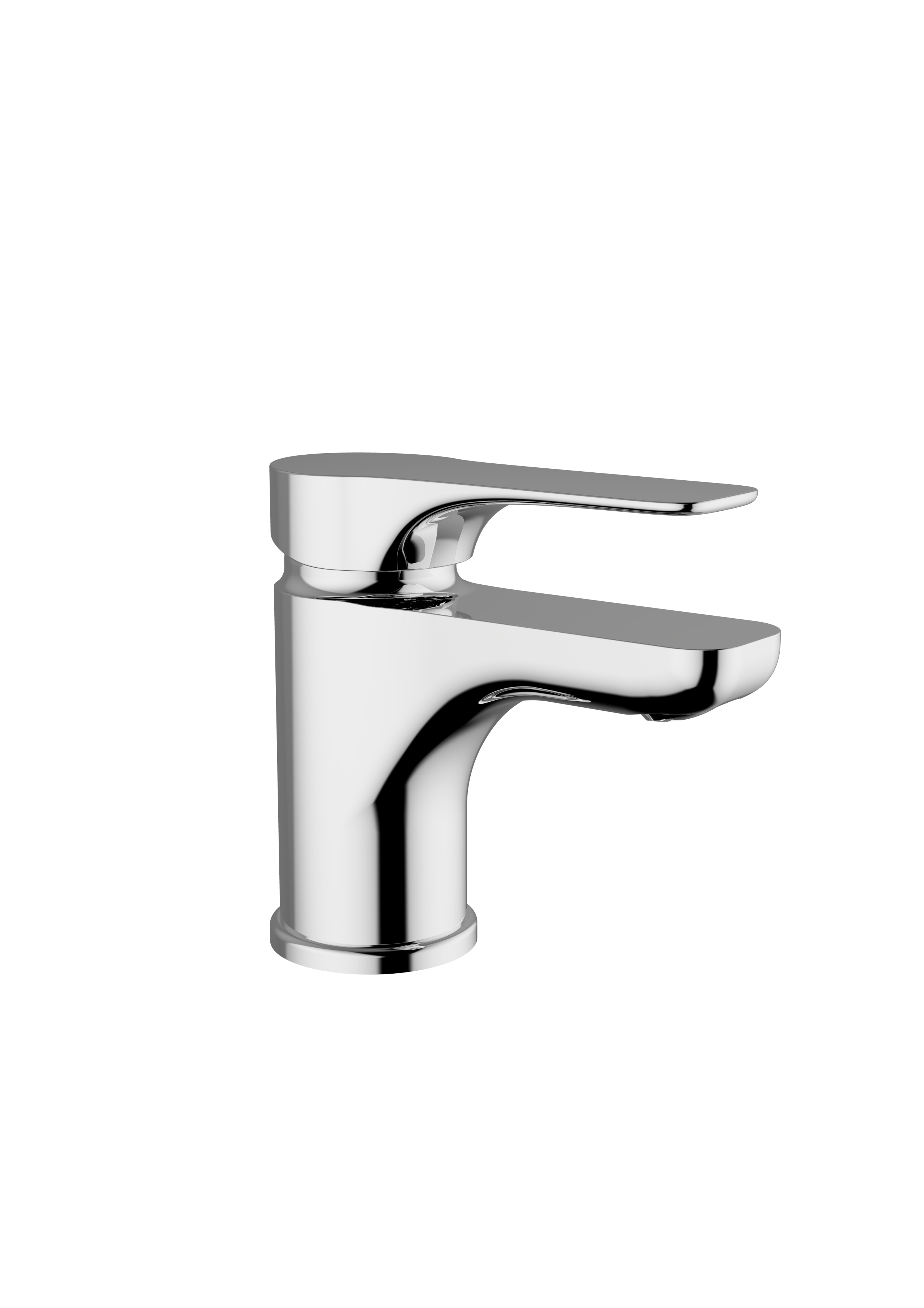Immagine HD VERA Basin tap with fixed temperature (only flow control)