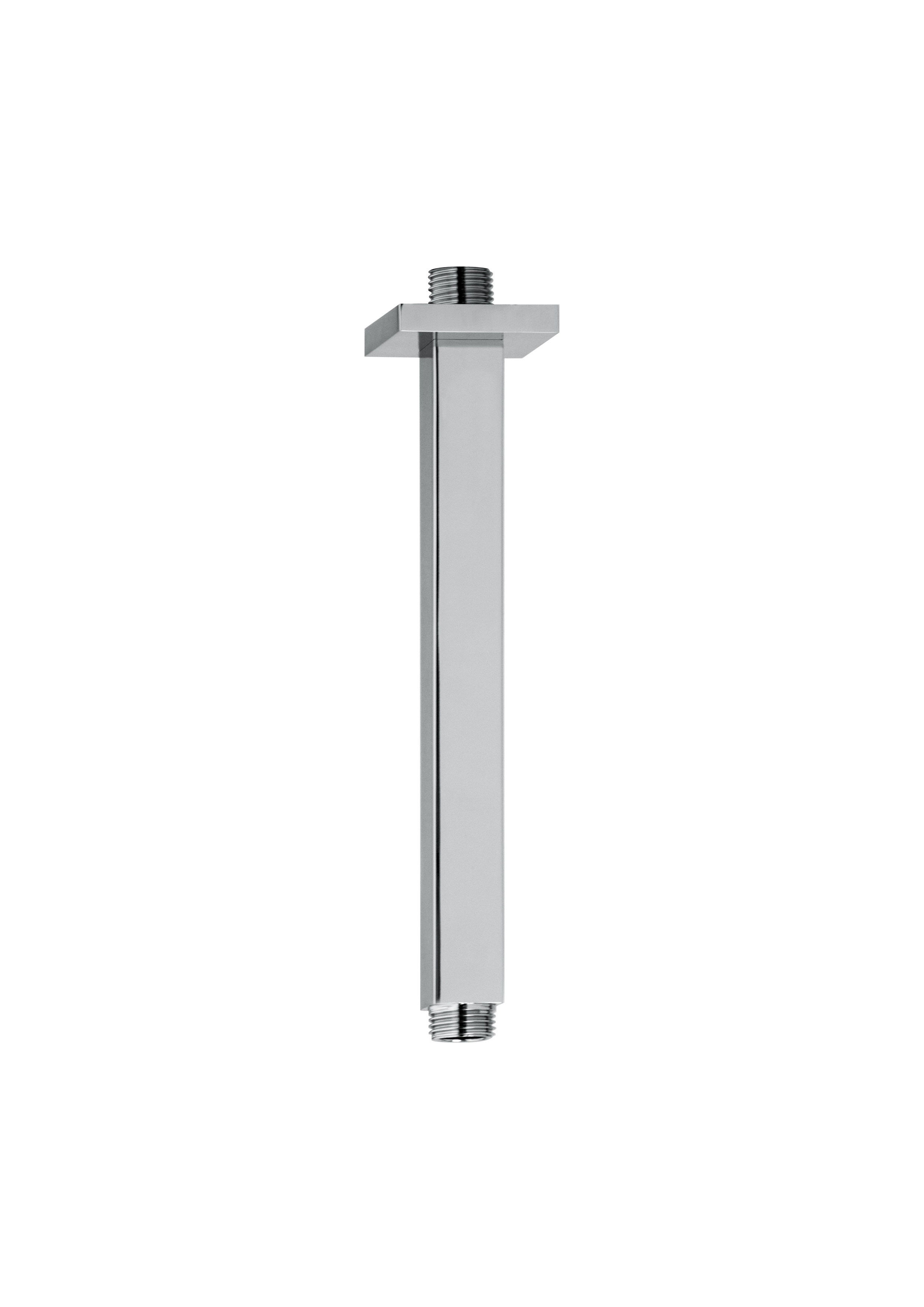 Immagine HD Ceiling mounted shower arm SQUARE L=200 mm – 25X25