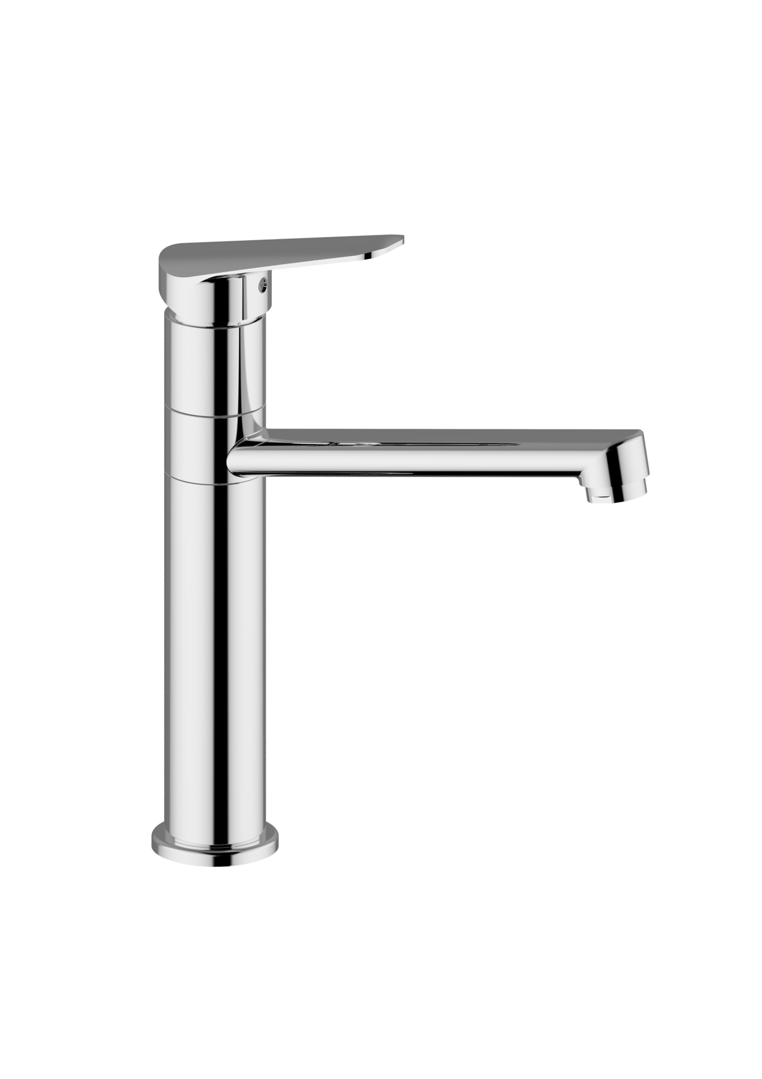 Immagine HD ARTIC Sink mixer swivelling spout