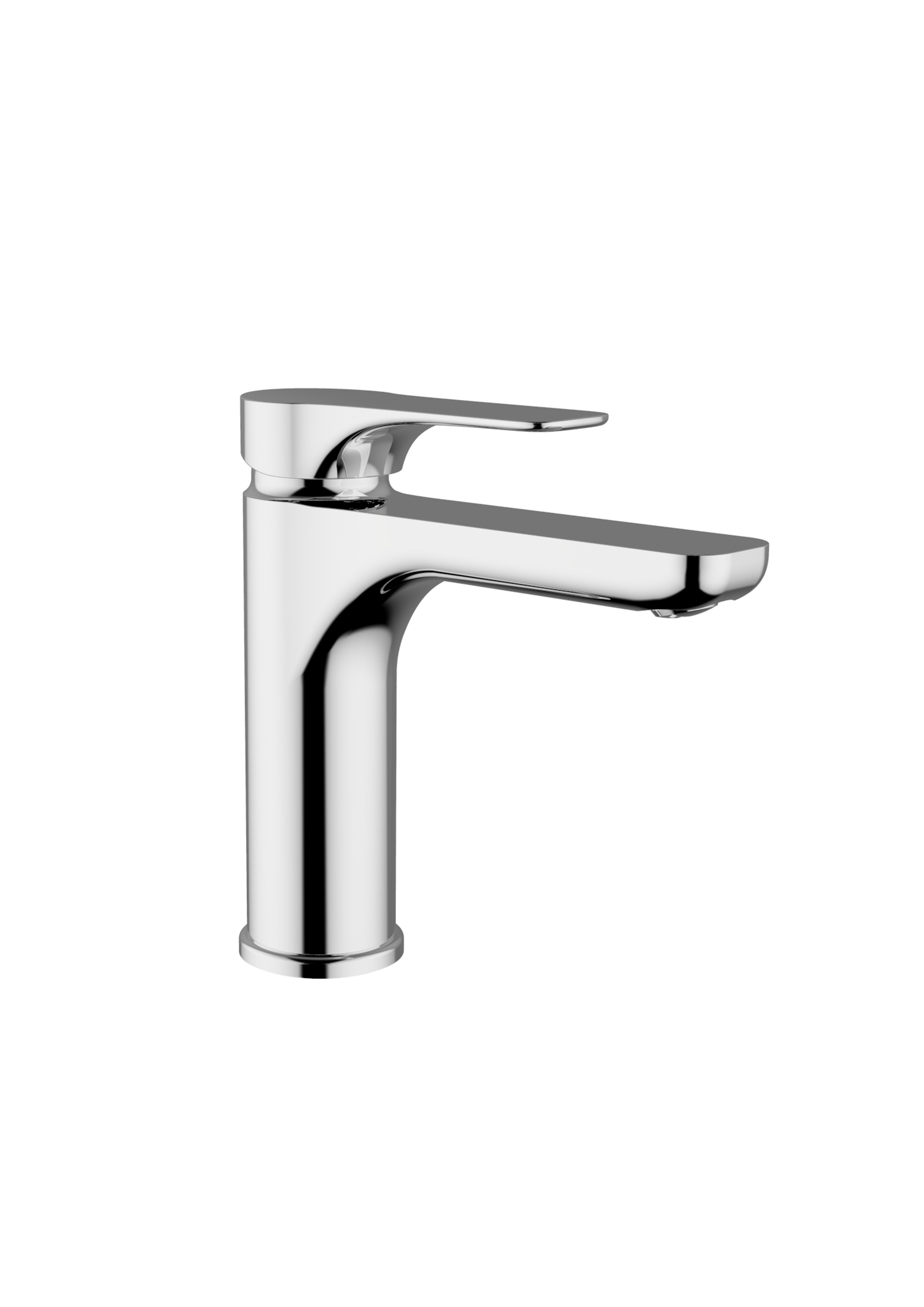Immagine HD VERA Medium wash basin mixer without pop up waste