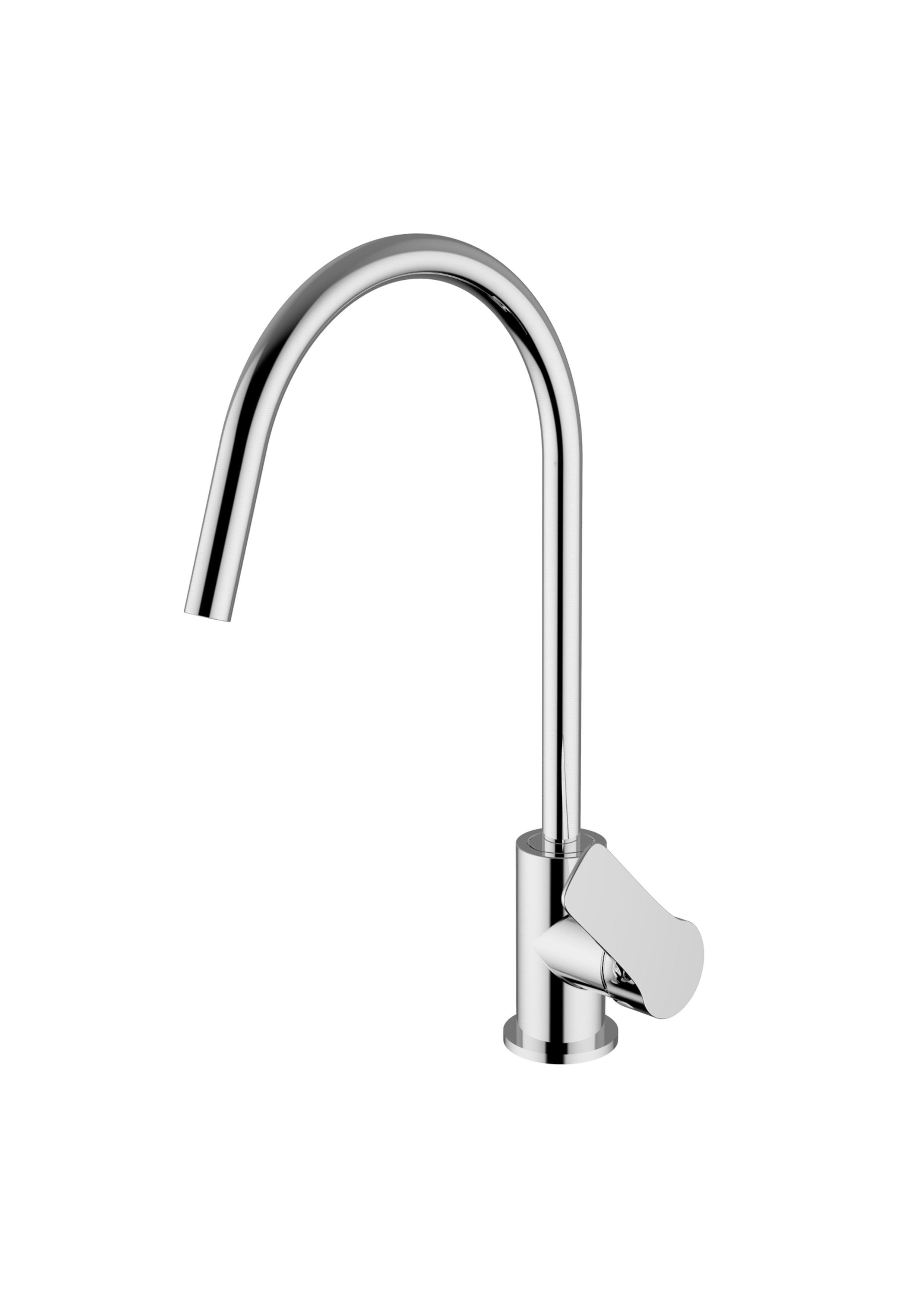 Immagine HD VERA Sink mixer with P D=18 swivelling spout
