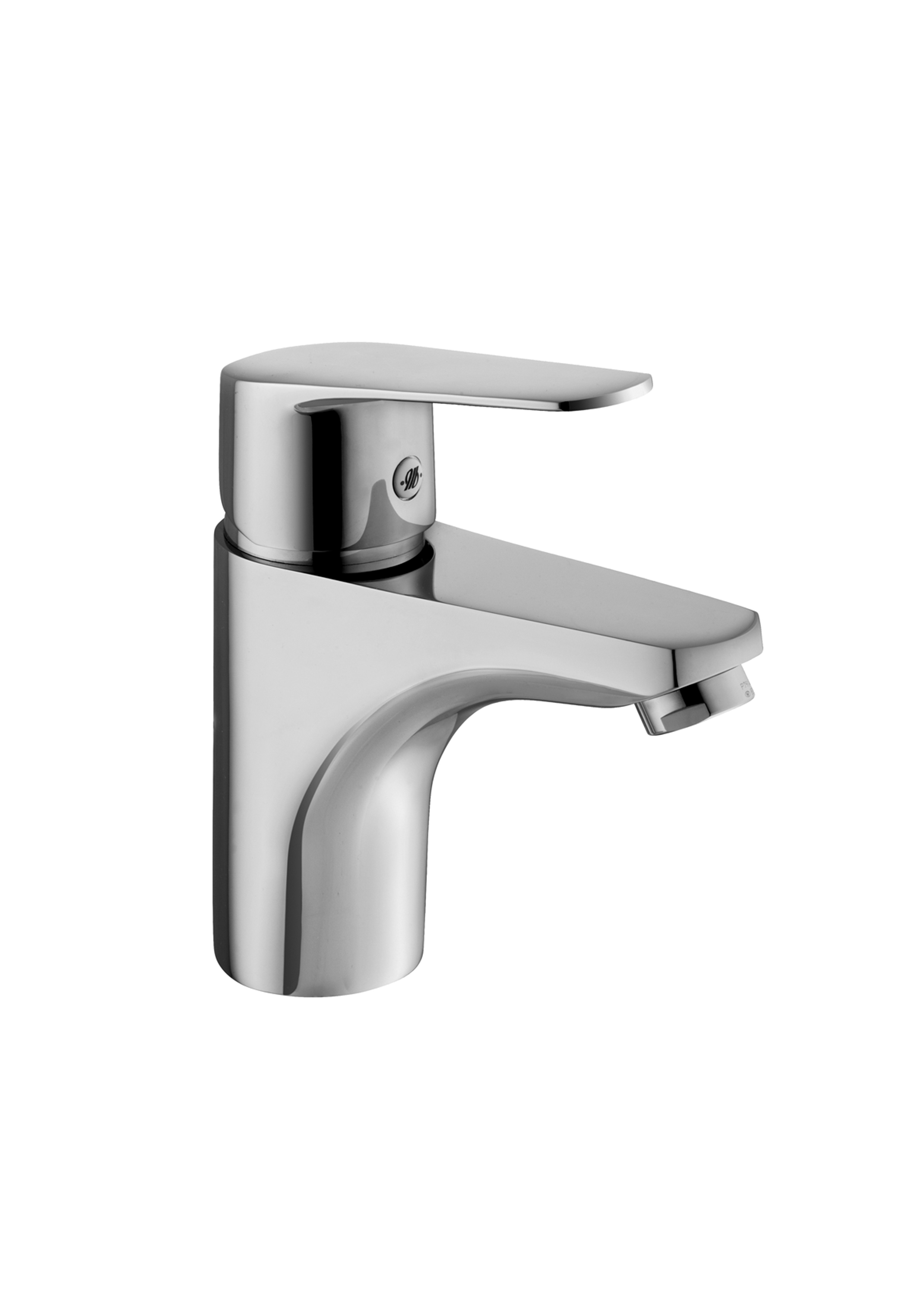 Immagine HD NASHI Wash basin mixer without pop up waste