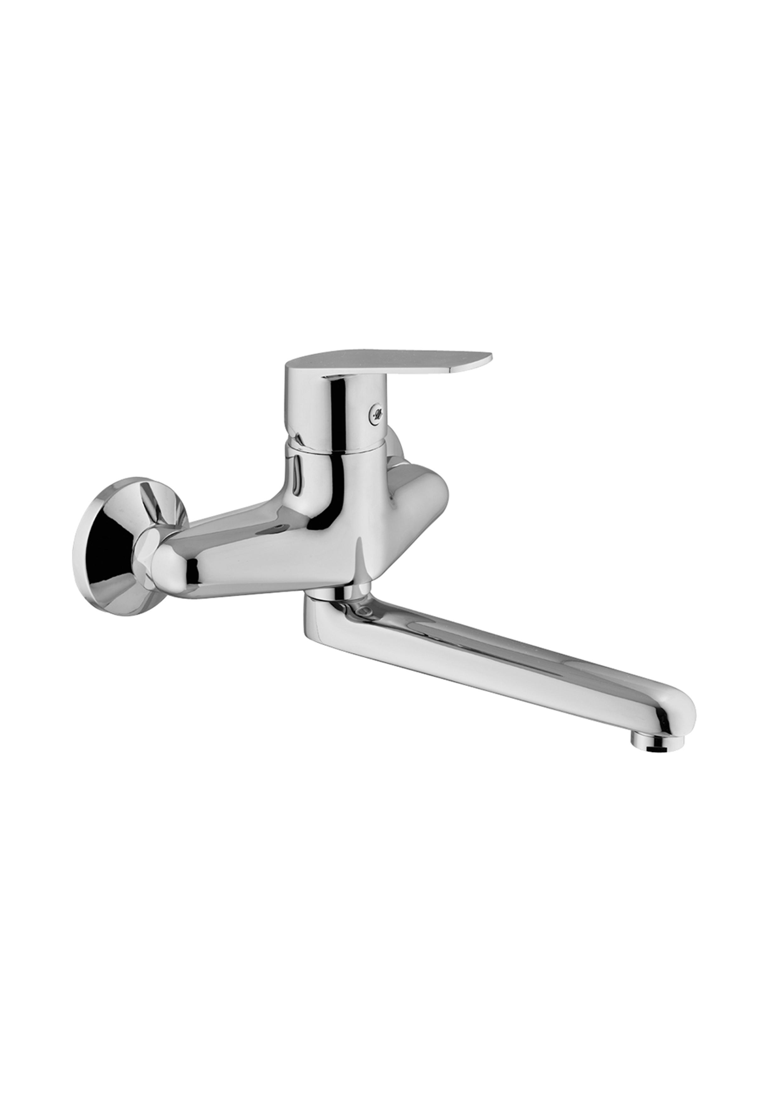 Immagine HD NASHI Wall mounted sink mixer