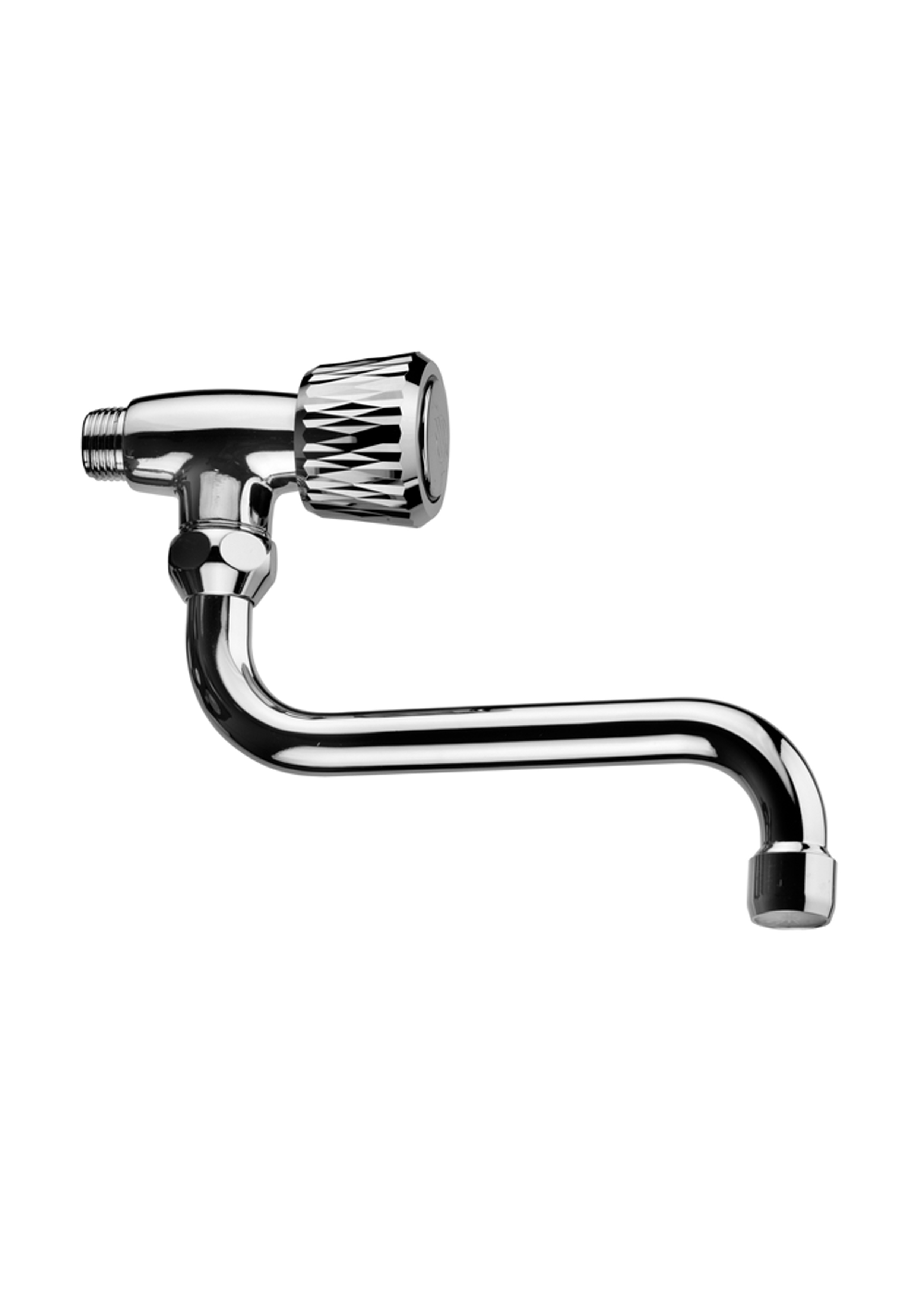 Immagine HD ENNE 1/2″ joint tap, with S200 spout packed in pairs