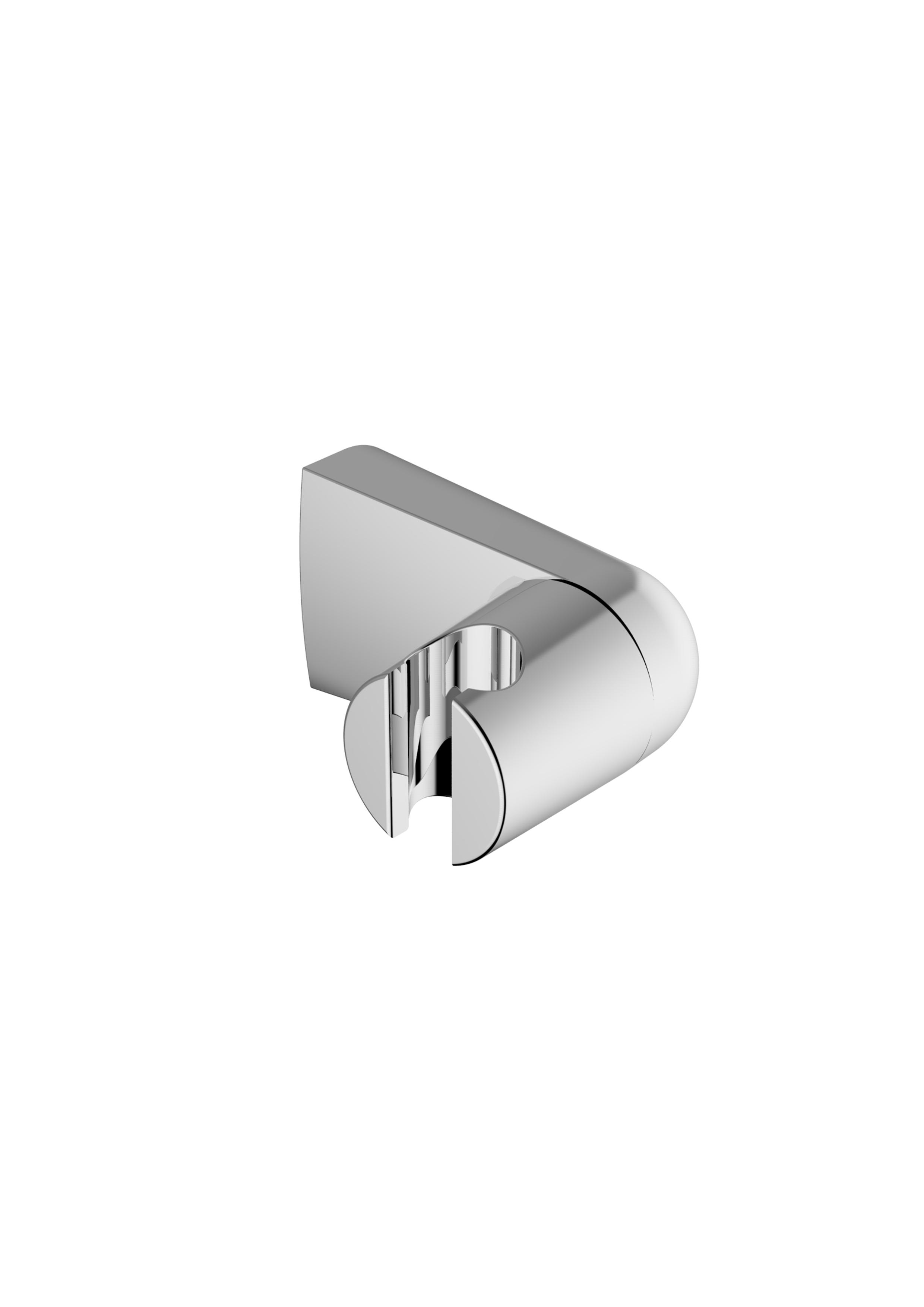 Immagine HD Adjustable ABS shower holder