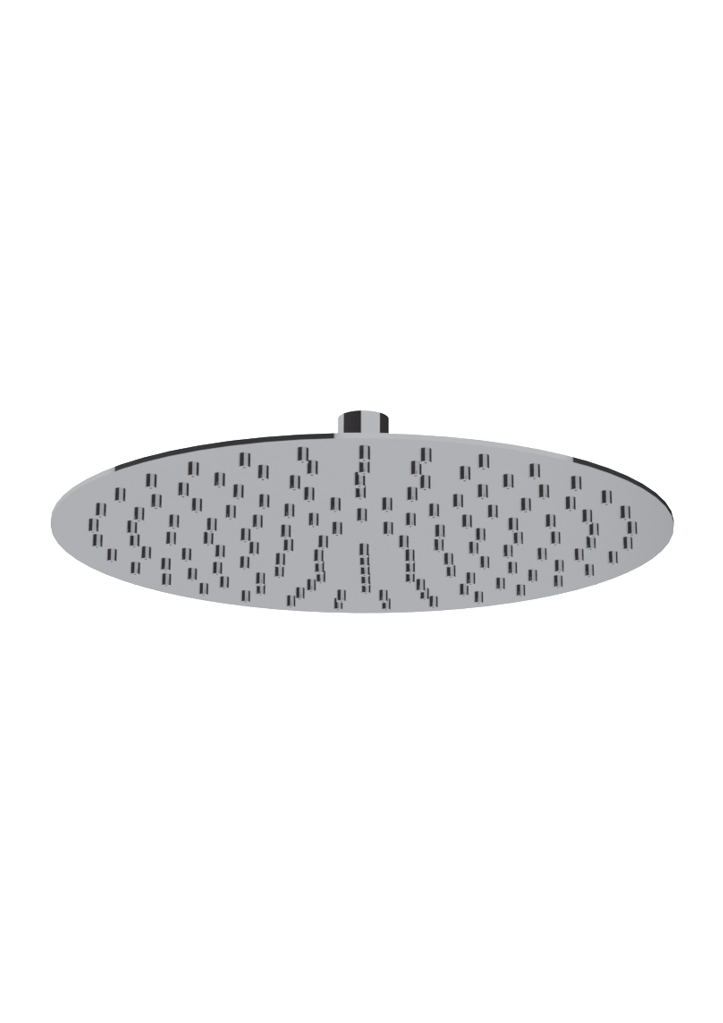 Immagine HD Brass shower head FLAT D=400 mm ROUND