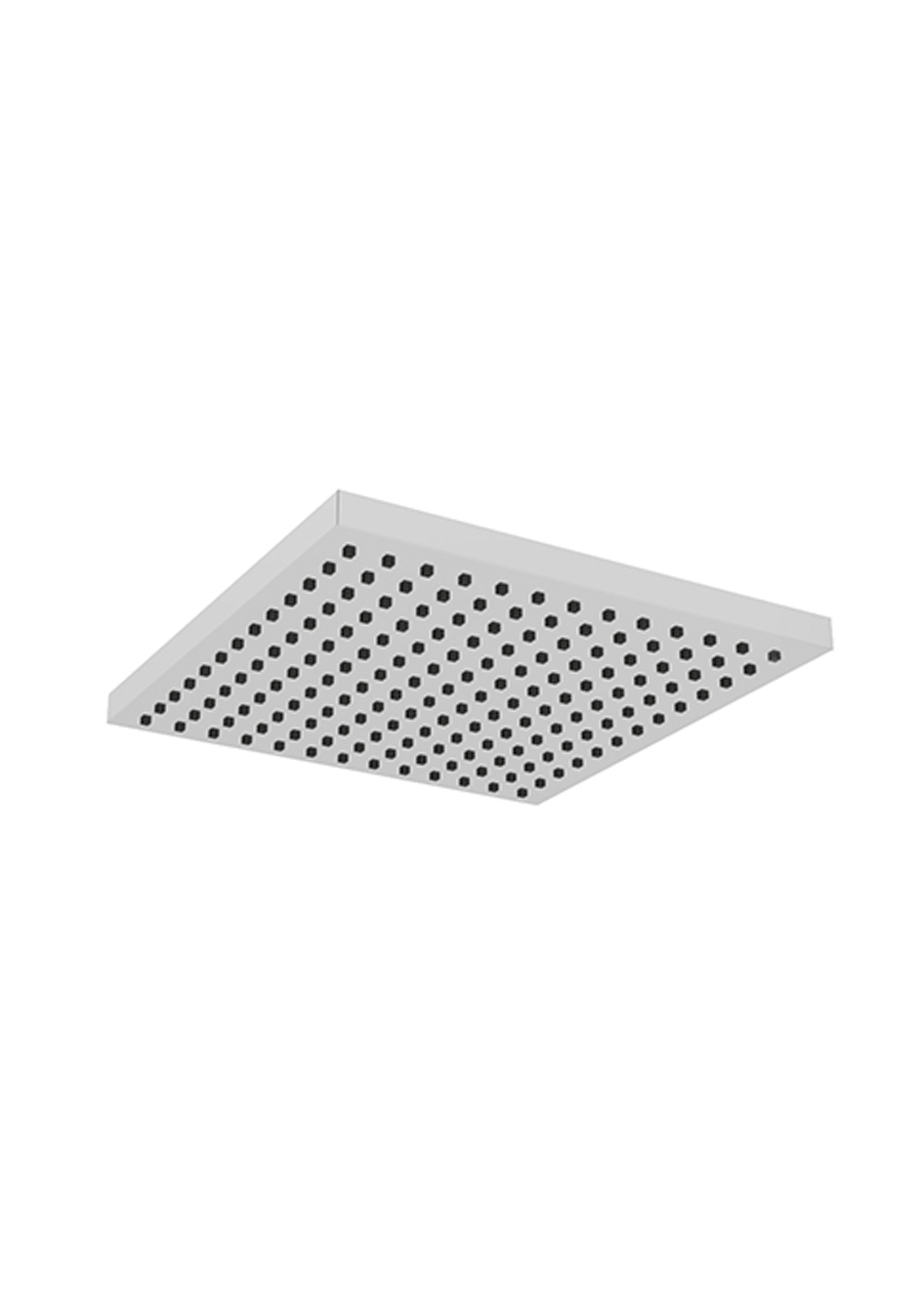 Immagine HD ABS shower head D=250×250 mm SQUARE