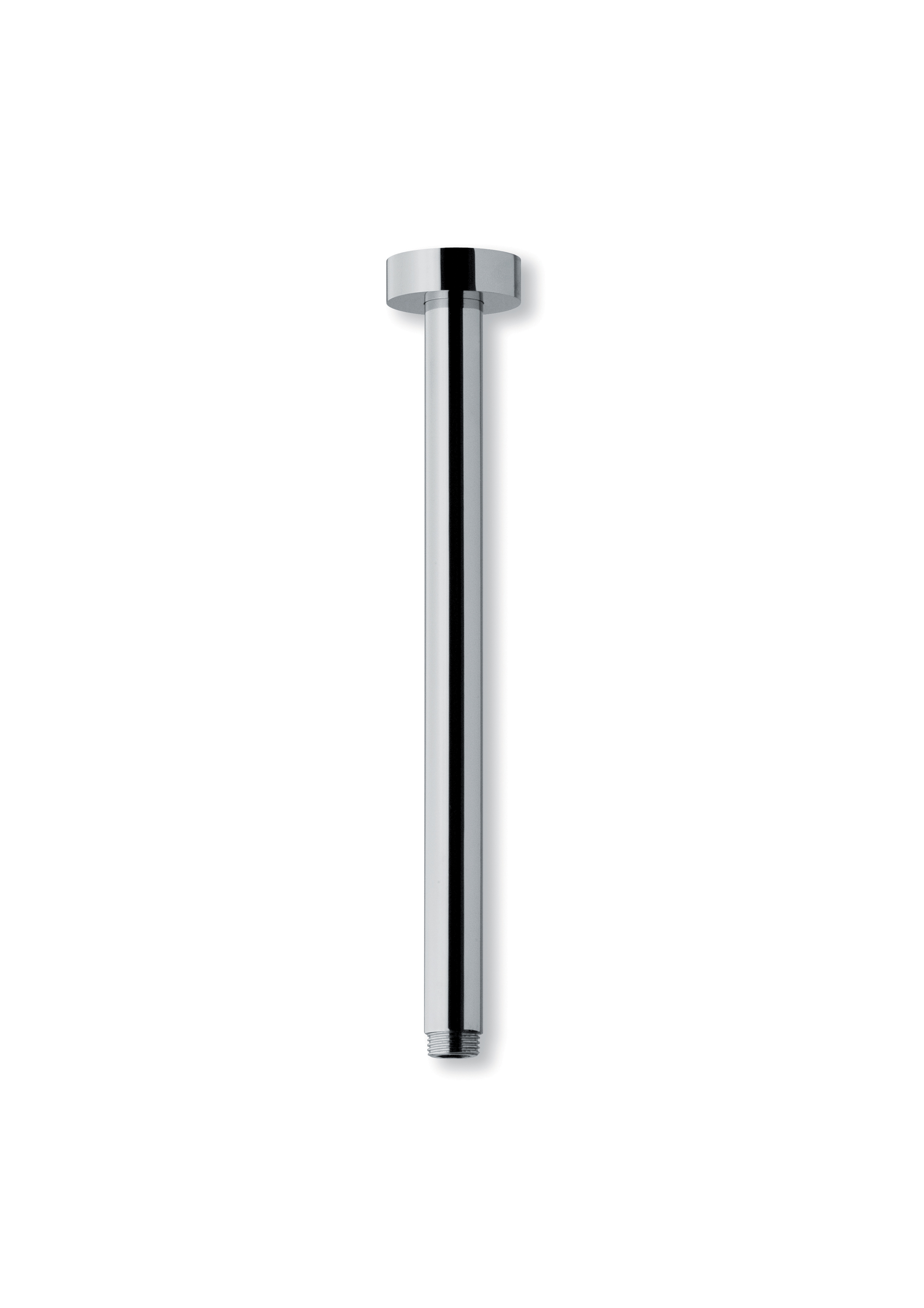 Immagine HD Ceiling mounted shower arm ROUND L=200 mm – D23